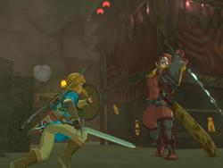 Fresh Zelda: Breath of the Wild trailer dives in from Japan