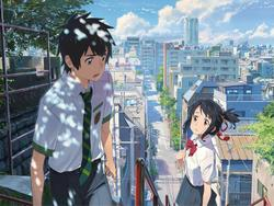 Your Name is now the biggest anime box office hit of all time, set for release in the States