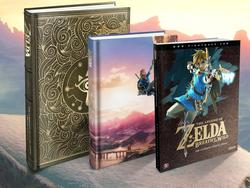Amazon pulls official Zelda: Breath of the Wild guide thanks to spoilers