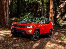 The 2017 Jeep Compass offers great new 4x4 system with premium interior