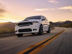 2018 Dodge Durango SRT unveiled, it's the fastest 3-row SUV in the US
