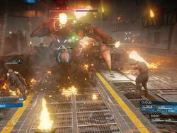 Final Fantasy VII Remake and Kingdom Hearts III director breaks down recent screenshots