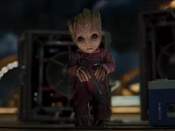 Guardians of the Galaxy Vol. 2 Blu-ray is out today, and it's a delight