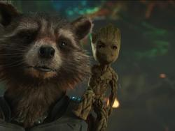 Rocket and Groot Are Coming to the Small Screen