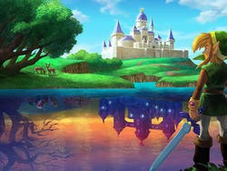 How do you make a 2D Legend of Zelda work in today's market?