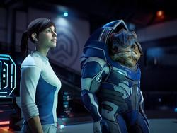Mass Effect: Andromeda has as many speaking characters as ME2 and 3 combined