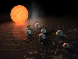 Seven newly discovered exoplanets could support alien life
