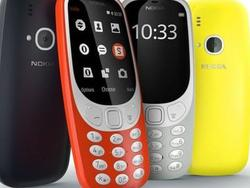 The beloved Nokia 3310 is back with a color screen!