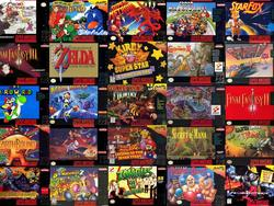 $10,000 worth of lost Super Nintendo games found at the last minute
