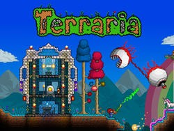 Terraria has sold over 20 million copies since it first launched