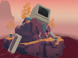 The Gardens Between is a hypnotic puzzling adventure with memories of the late-80s