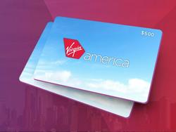 Jetset anywhere you want by winning $500 in our Virgin America giveaway