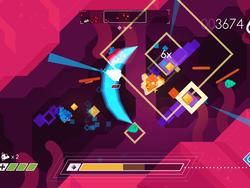 Graceful Explosion Machine review: An early SHMUP for the Switch