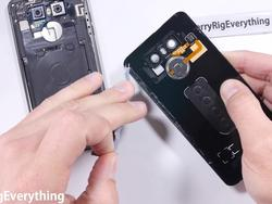 Teardown of LG G6 reveals its complicated internal components