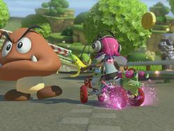 Mario Kart 8 Deluxe: Fire Hopping has been removed