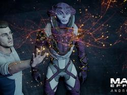 Here's Mass Effect: Andromeda's download size on PS4 and Xbox One