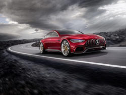 Mercedes-AMG GT Concept isn't your average hybrid