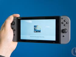 Nintendo Switch arrives with dead pixels, Nintendo says it isn't a defect