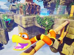 Snake Pass makes our Nintendo Switch's rumble sound broken [Updated]
