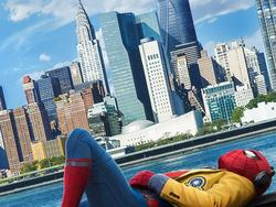 Latest Spider-Man: Homecoming posters shows the web-slinger relaxing