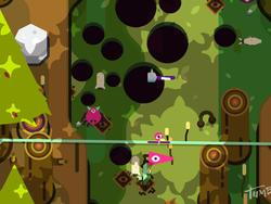 We played Tumbleseed, a brilliant game from the makers of Threes!, Ridiculous Fishing