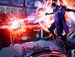Agents of Mayhem is about style and humor - Interview