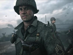 There will be female soldiers in Call of Duty: WWII's multiplayer