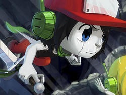 Cave Story+ physical edition coming to the Nintendo Switch this June