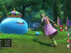 Dragon Quest XI gameplay and 1080p screenshots, Square Enix claims it will be 50-100 hours long