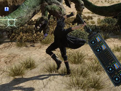 """Final Fantasy XV adds the new """"Afrosword"""" as a Timed Quest reward"""