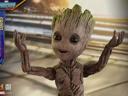 Life-sized Baby Groot toy will melt your heart