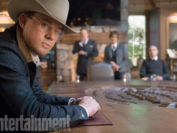 Check out the first photos from Kingsman: The Golden Circle