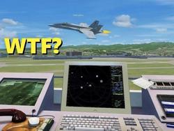 Flight Sim X player goes into glorious troll mode as Air Traffic Controller