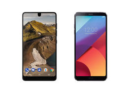 Essential Phone PH-1 vs. LG G6: Is the G6 better than the newcomer?