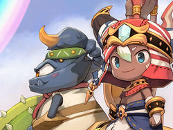 Ever Oasis review: Perfect game for a console's twilight