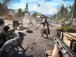 Far Cry 5 release date and setting revealed, and it's a doozy