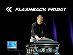 Flashback Friday - Funeral at WWDC