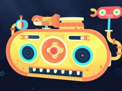 GNOG is out on PlayStation 4, and it's a chill, interactive puzzle game