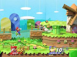 Smash Bros. for Nintendo Switch screenshots potentially leaked!