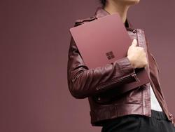 Surface Laptop unveiled by Microsoft