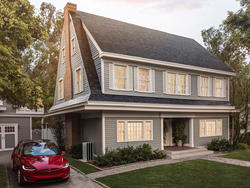 Here's how much Tesla's fancy Solar Roof will cost