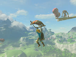 Zelda: Breath of the Wild's first DLC includes a hard mode... because it needed that?