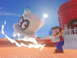 Super Mario Odyssey Player Collects All 880 Moons Without Taking Damage