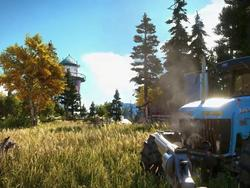 Far Cry 5's love of unpredictable violence is too damn exhausting