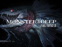 "Final Fantasy XV ""Monster of the Deep"" was one of my favorite parts of Sony's E3"