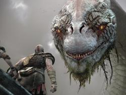 The Best Games of 2018: God of War