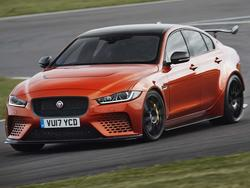 The 2018 Jaguar XE SV Project 8 is the powerful sedan of your dreams