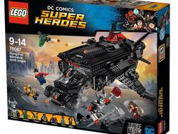 Justice League gets the LEGO treatment in three new sets