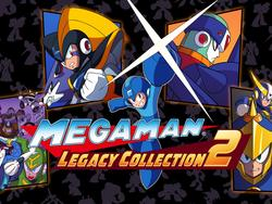 Mega Man Legacy Collection 2 collects Mega Man 7-10, obviously can't come to 3DS