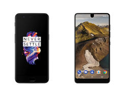 OnePlus 5 vs. Essential Phone: An intriguing battle between two startups